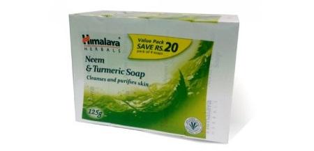 Himalaya Herbals Neem & Turmeric Soap