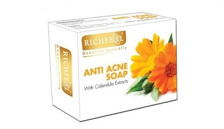 Richfeel Calendula Anti Acne Soap