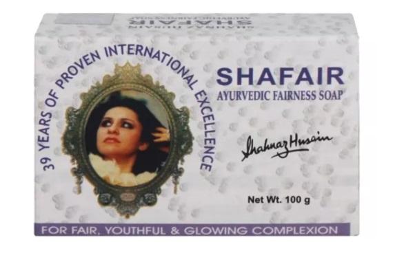 Shahnaz Husain Ayurvedic Fairness Soap