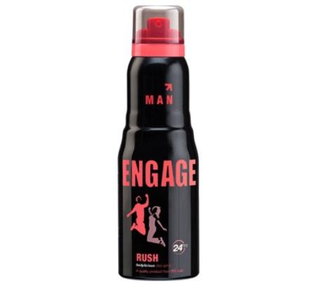 Engage Man Deodorant Rush
