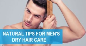 Home Remedies for Men with Dry Hair