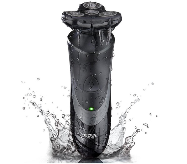 Nova NAS 730 Aqua 4D Wet & Dry Shaver