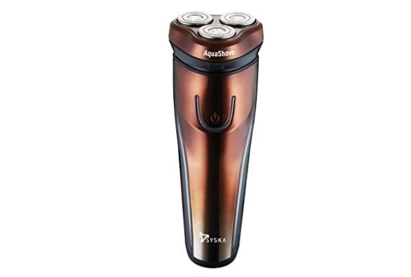Syska SH0371 Aqua Shave Rotary Shaver