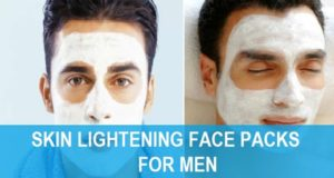 skin lightening face packs for men
