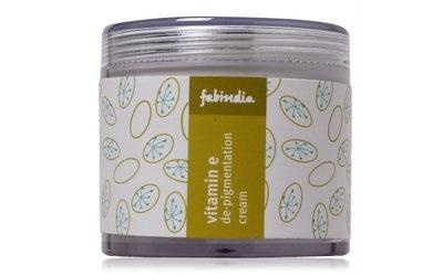 Fabindia Vitamin E De-pigmentation Cream