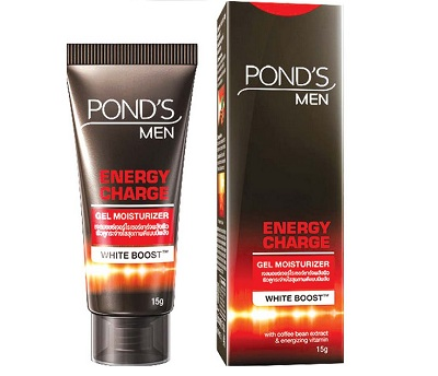 Pond's Men Energy Charge Gel Moisturizer