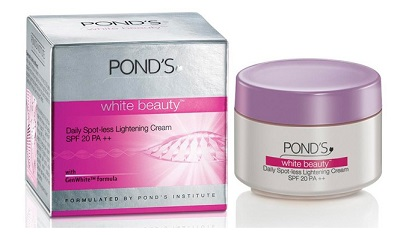 Ponds White Beauty Spot-Less Fairness Non-Oily Light Feel Cream