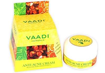 Vaadi Herbals Anti-Acne Cream