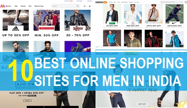 10 Best Online Shopping Sites for Men s Clothing 73de5a1f6