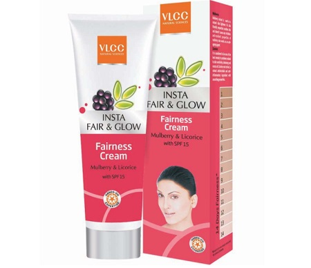 VLCC Insta Fair and Glow Fairness Cream