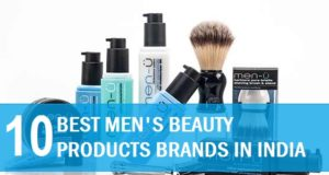 best beauty products for men in india