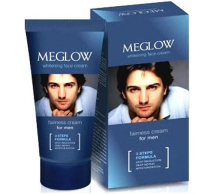 meglow cream for men