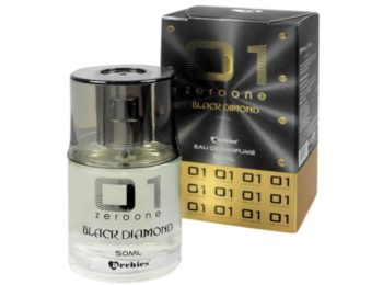 Archies 01 Zeroone Black Diamond Eau De Parfum