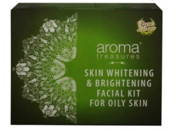 Aroma Treasures Whitening & Brightening Facial Kit