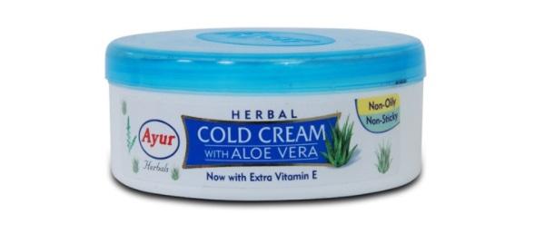 Ayur Herbal Cold Cream with Aloe Vera