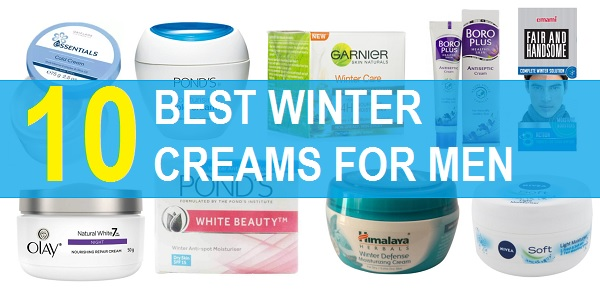 BEST WINTER creams and moisturisers in india
