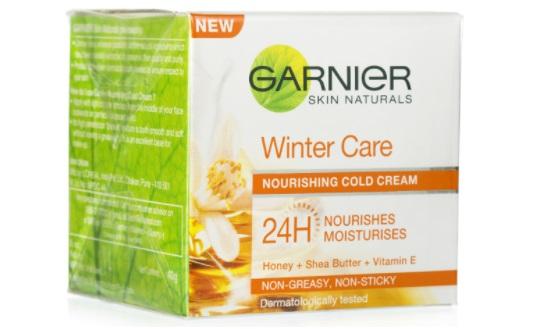 Garnier Skin Naturals Winter Care Nourishing Cold Cream