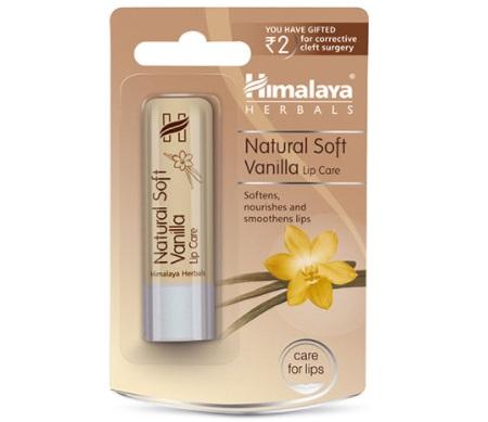 Himalaya Natural Soft Lip Care in Vanilla