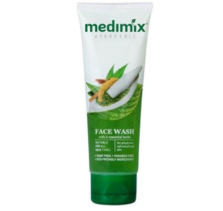 Medimix Essential Herbs Ayurvedic Face Wash