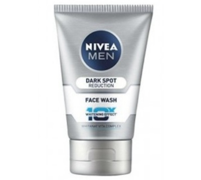 Nivea For Men Advanced Whitening Dark Spot Reduction 10 In 1 Face Wash