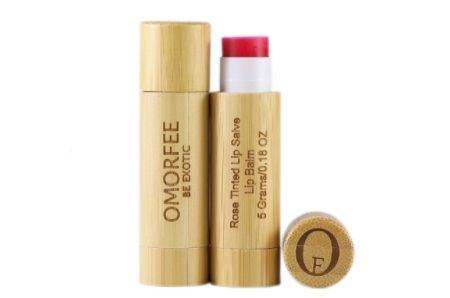 Omorfee Rose Tinted Lip Salve Lip Balm