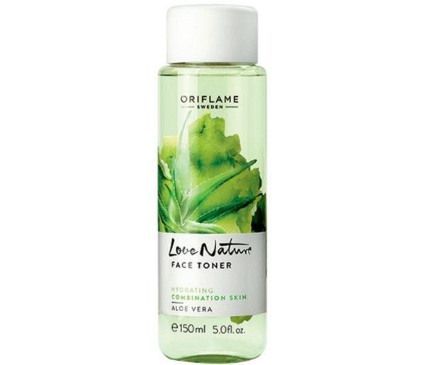 Oriflame Love Nature Aloe Vera Face Toner
