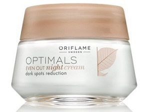 Oriflame oxygen boost night cream