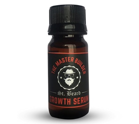 Saint Beard 100% Natural Beard Growth Oil