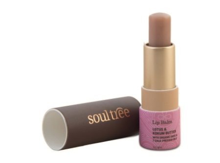 SoulTree Lotus & Kokum Butter Lip Balm
