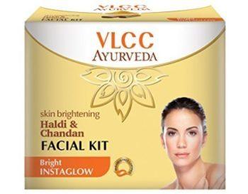 VLCC Ayurveda Skin Brightening Haldi & Chandan Facial Kit