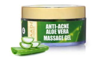 Vaadi Herbals Anti Acne Aloe Vera Massage Gel