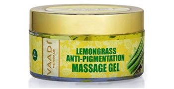 Vaadi Herbals Lemongrass Anti Pigmentation Massage Gel