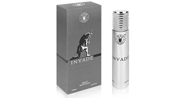 W.O.W. Perfumes Invade For Men