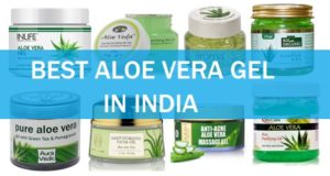 best aloe vera gel in india