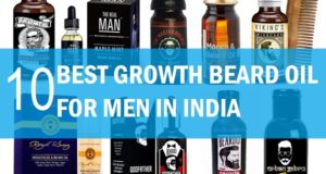 best beard growth oils in india