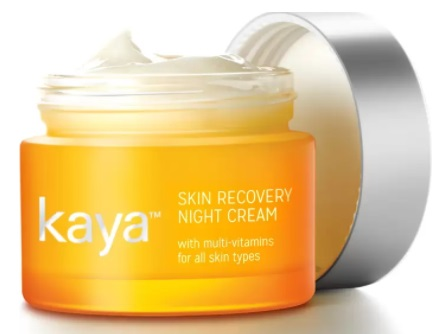 kaya recovery night cream