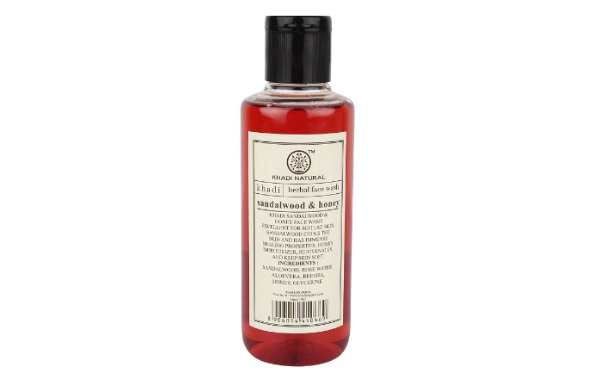 KHADI Honey Face Wash
