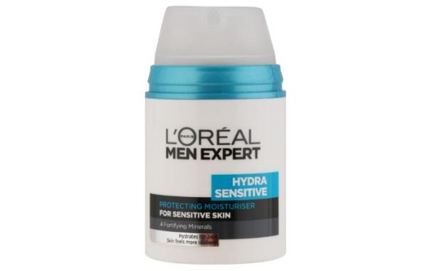 L'Oreal Men Expert Hydra Sensitive Protecting Moisturizer for Sensitive Skin