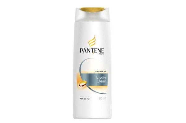 Pantene Pro-v Shampoo Lively Clean