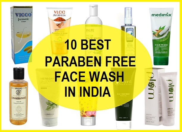 15 Best Chemical Free Paraben Free Face Wash In India 2020 Reviews