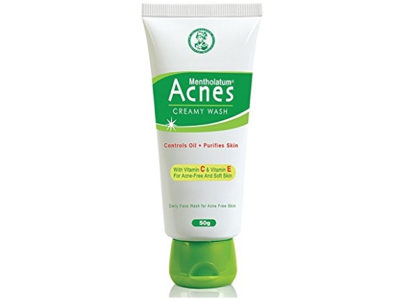 Valuable acne facial wash sorry