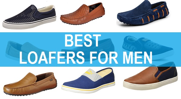 4f50aa7a171 Top 10 Best Loafers and Moccasins for Men in India 2018