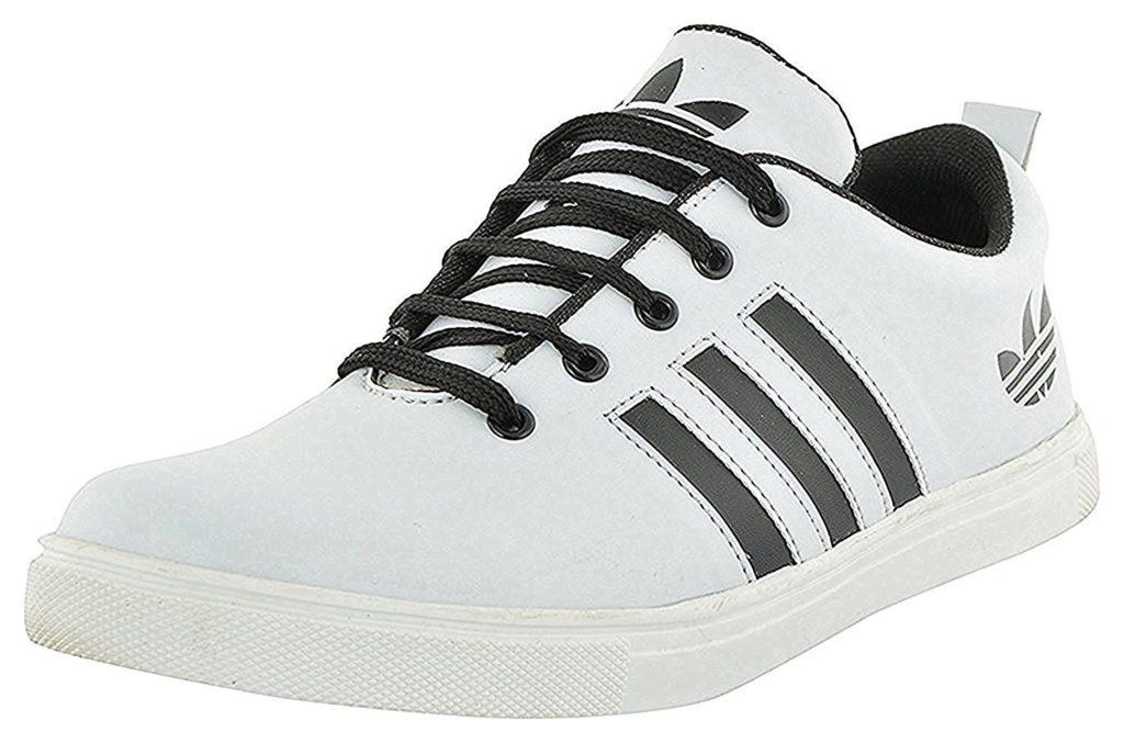 Lamara Men's Casual Canvas Sneaker Shoes