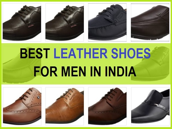 best men formal leather shoes in india