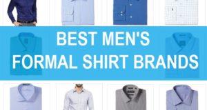 Top 10 Best Men Formal Shirt Brands in India