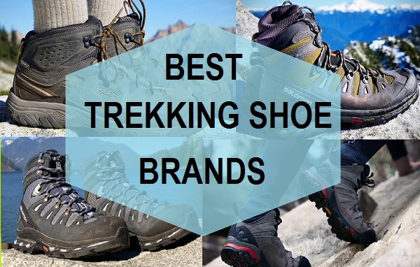 best trekking shoe brands