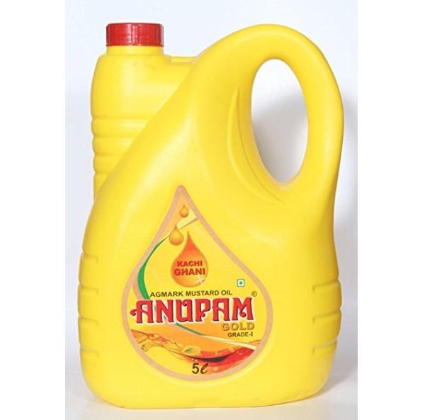 Anupam Gold Mustard Oil