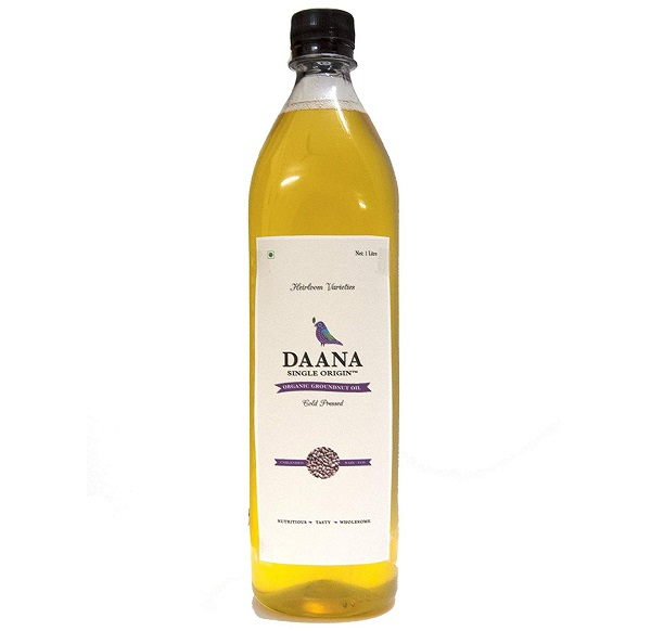 Daana Organic Groundnut Oil