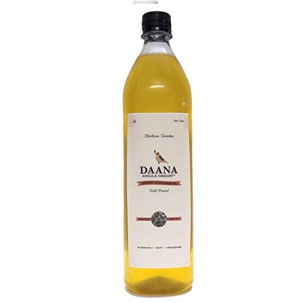Daana Organic Sunflower Oil