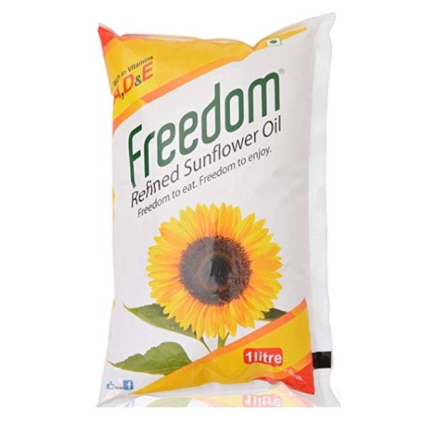 Freedom Refined Sunflower Oil